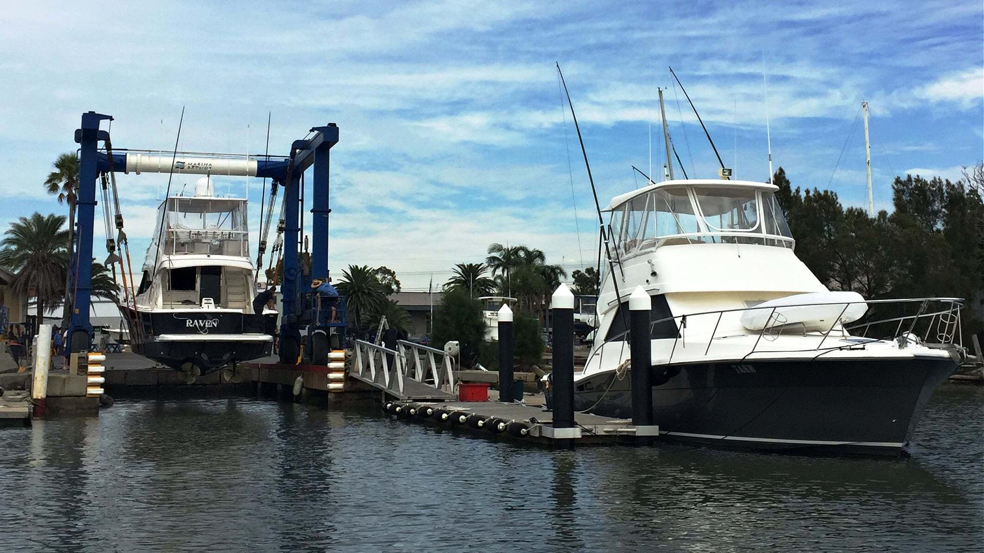 Marina Bayside Boatyard